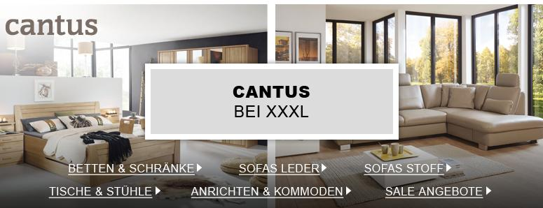 cantus tolle designer und shops online finden. Black Bedroom Furniture Sets. Home Design Ideas