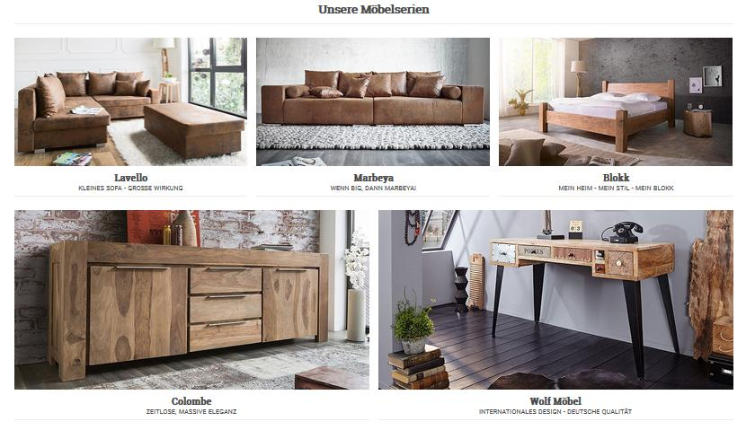 delife tolle designer und shops online finden. Black Bedroom Furniture Sets. Home Design Ideas