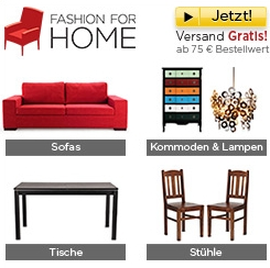 Fashion for Home Shop