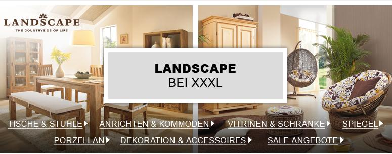 landscape tolle designer und shops online finden. Black Bedroom Furniture Sets. Home Design Ideas