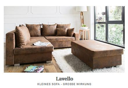 Lavello Couch