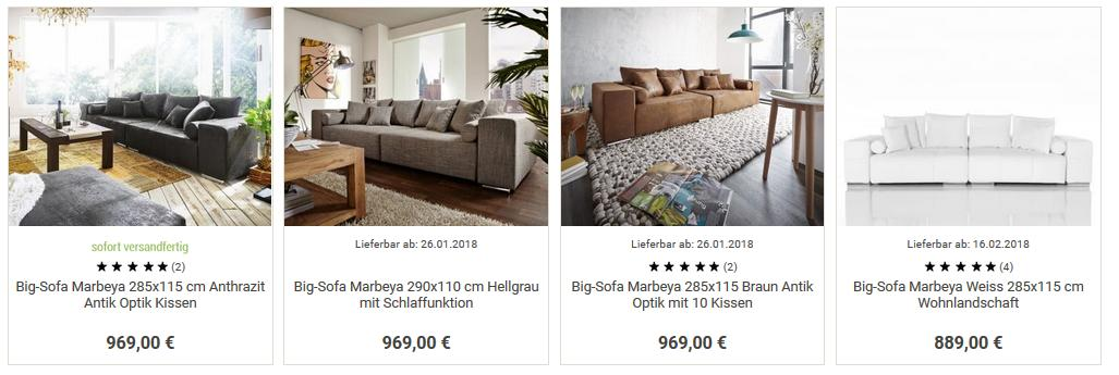 Marbeya Big Sofa