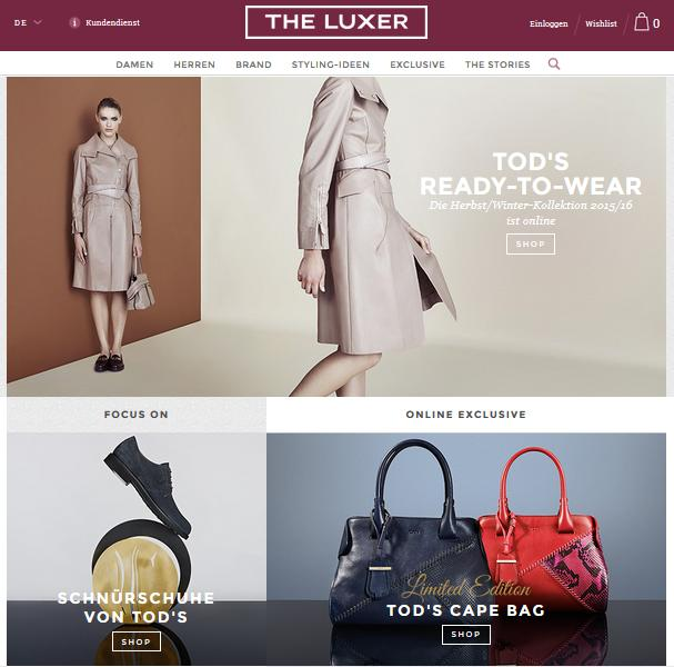 The Luxer Shop
