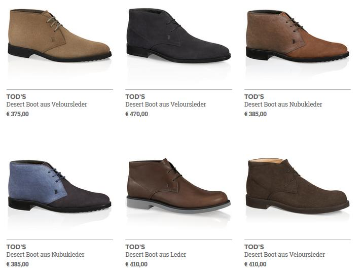 Tods Stiefel